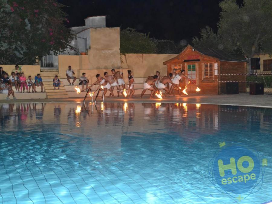 Villaggio Green Garden Club  Spettacoli intrattenimento serali