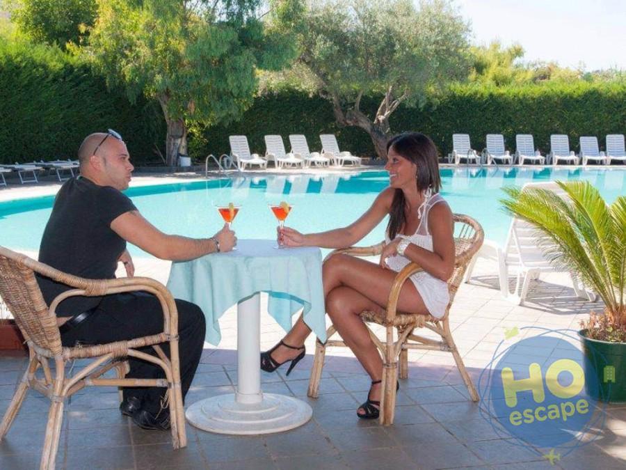 Villaggio Club Holiday Beach Cocktail a bordo piscina