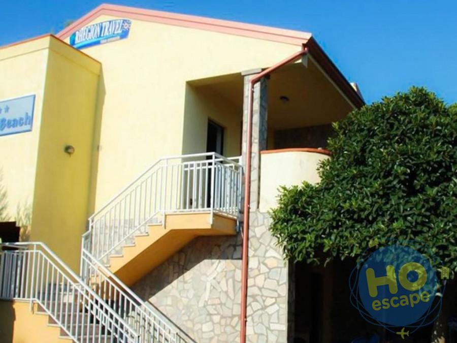 Villaggio Club Holiday Beach Esterno Camere