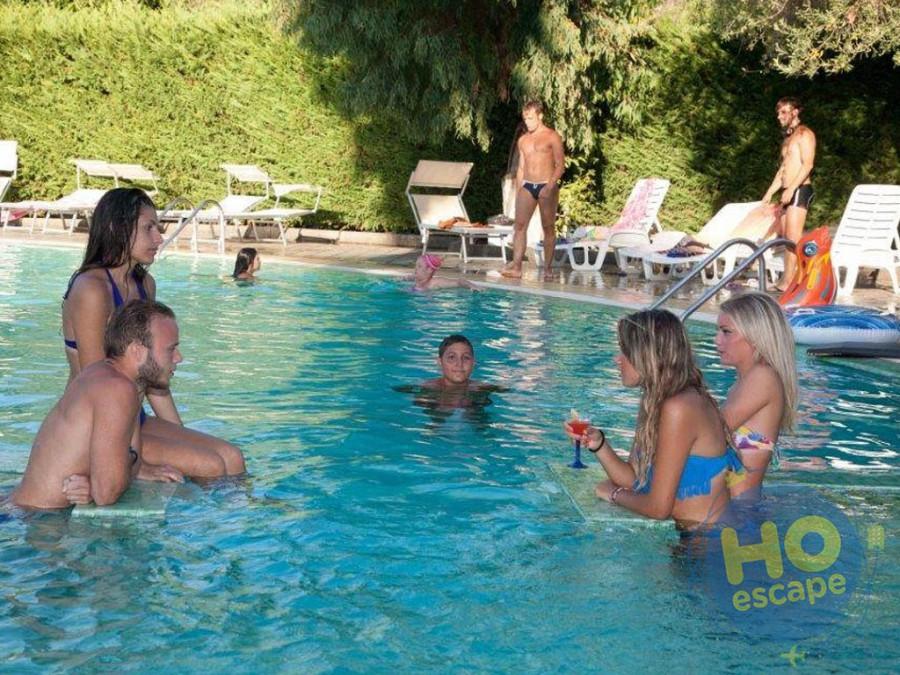 Villaggio Club Holiday Beach La Piscina