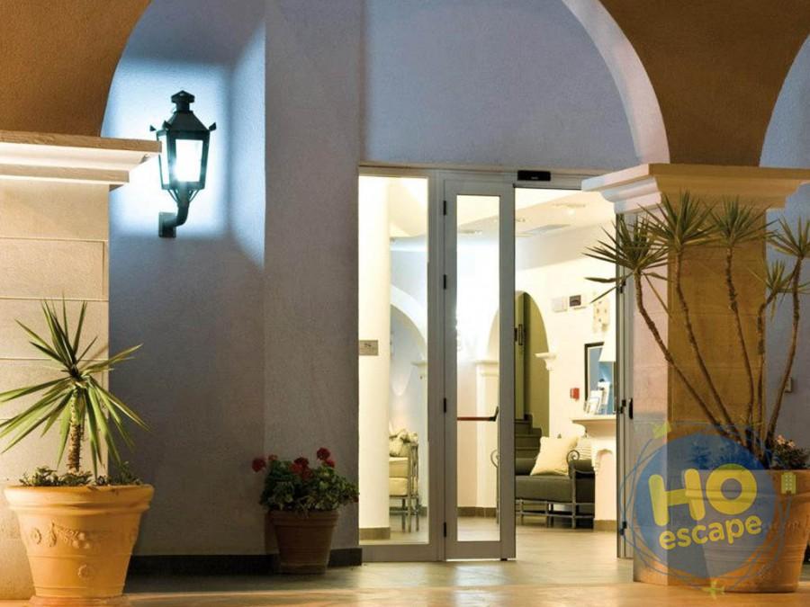 Hotel O'Scia Esterni della Struttura