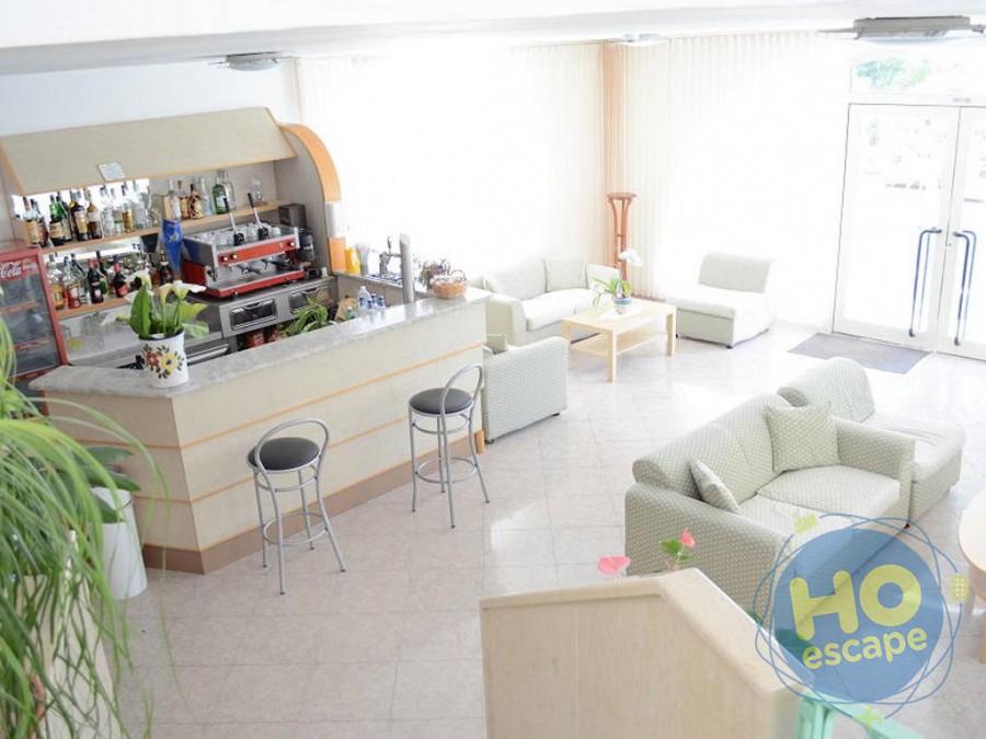 Hotel Maronti Area Bar