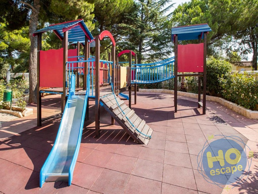 Villaggio Piano Grande Parco Giochi Bambini