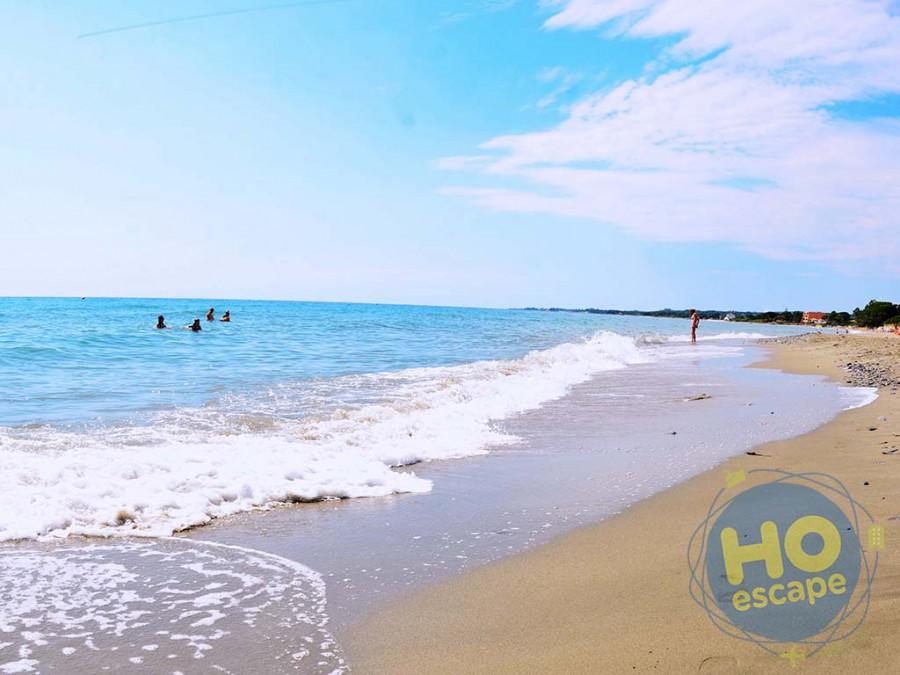 Marea Resort Residence La Spiaggia Privata del Resort