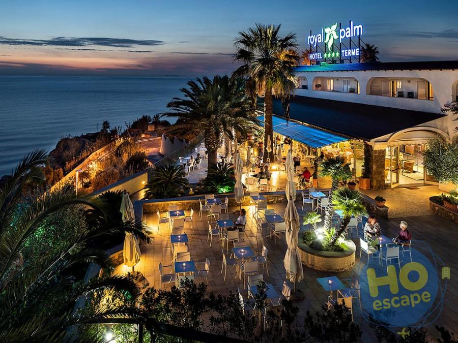 Hotel Terme Royal Palm al Tramonto