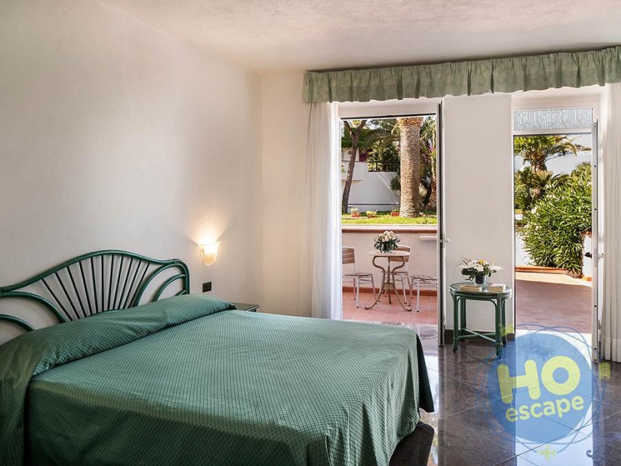 Hotel Terme Royal Palm Camera Balcone-Terrazzo