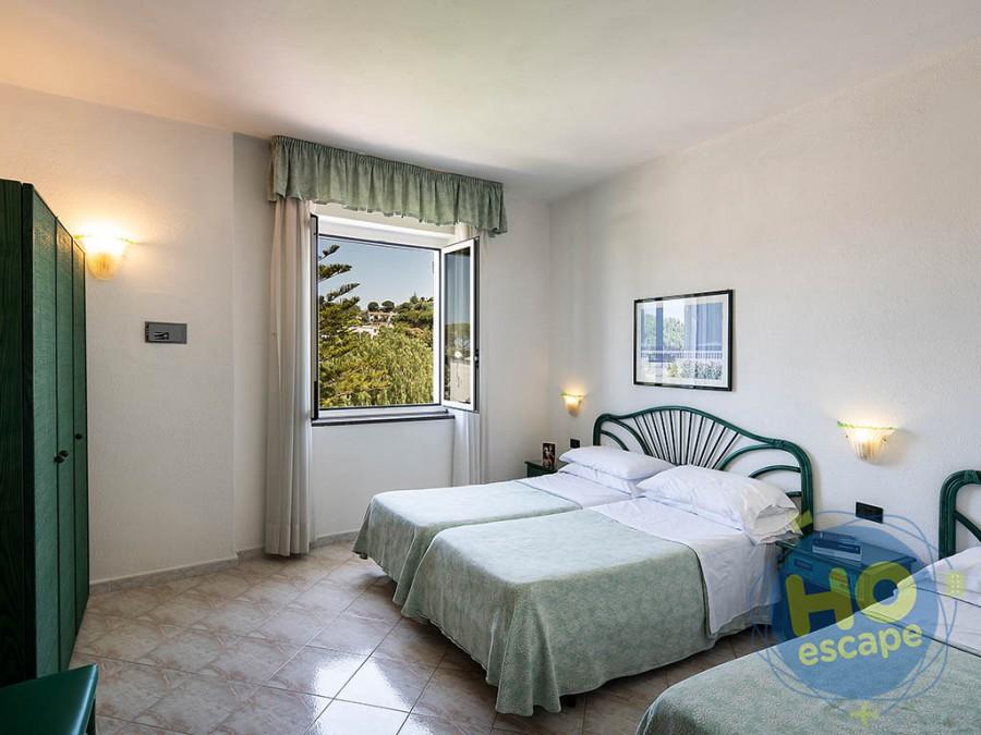 Hotel Terme Royal Palm Camera Standard con finestra
