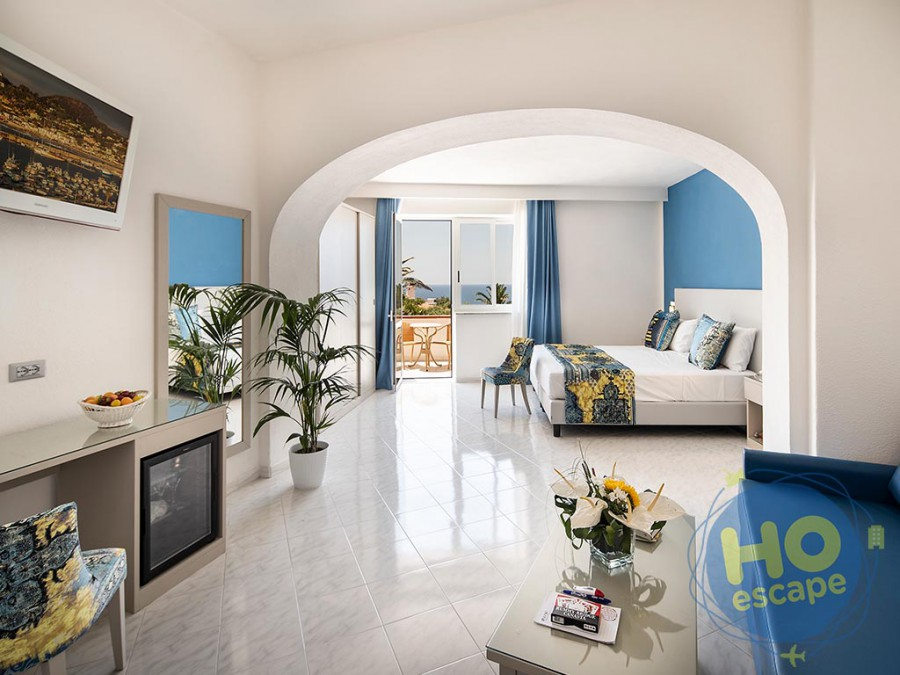 Hotel Terme Royal Palm Junior Suite Vista Mare