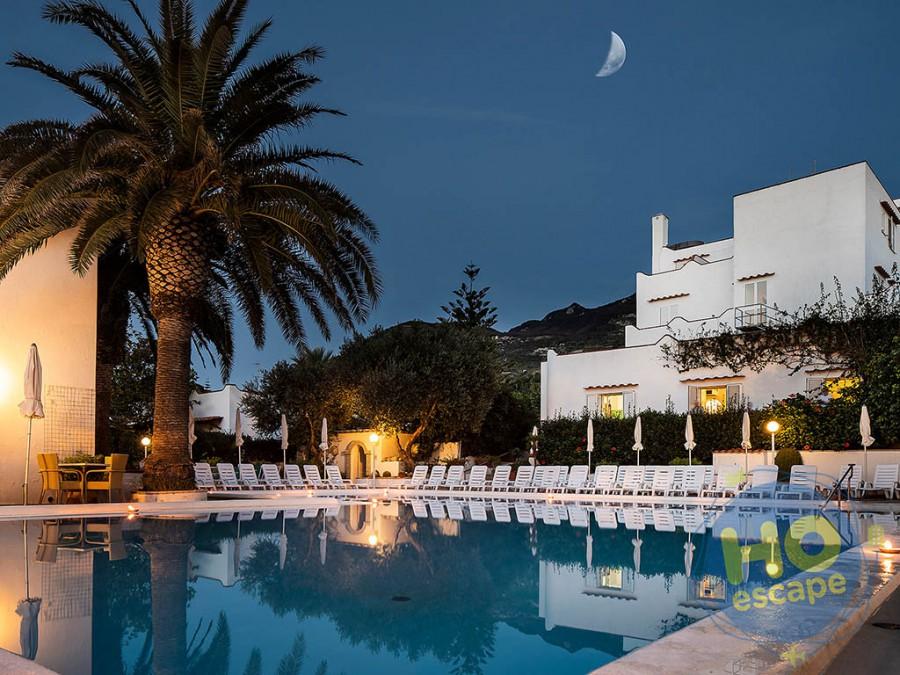 Hotel Terme Royal Palm Piscina