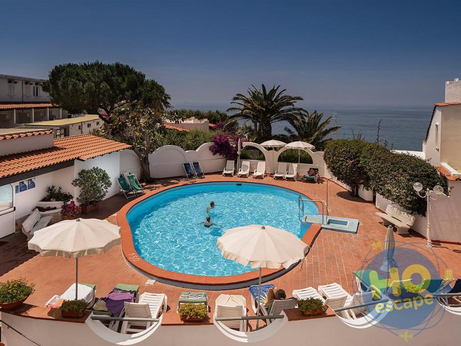 Hotel Terme Royal Palm La Piscina