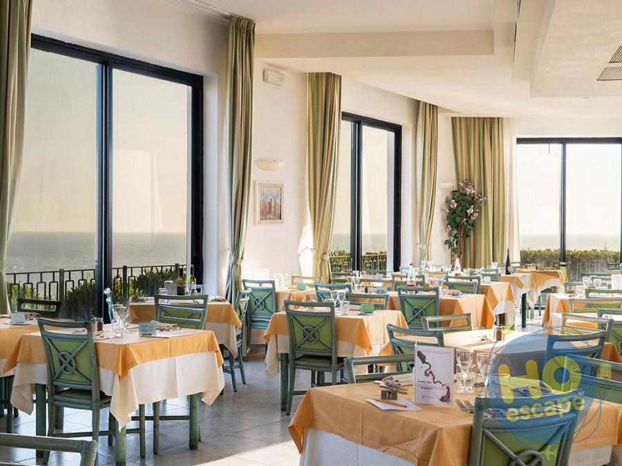 Hotel Terme Royal Palm La Sala Ristorante Panoramica Cava dell'isola