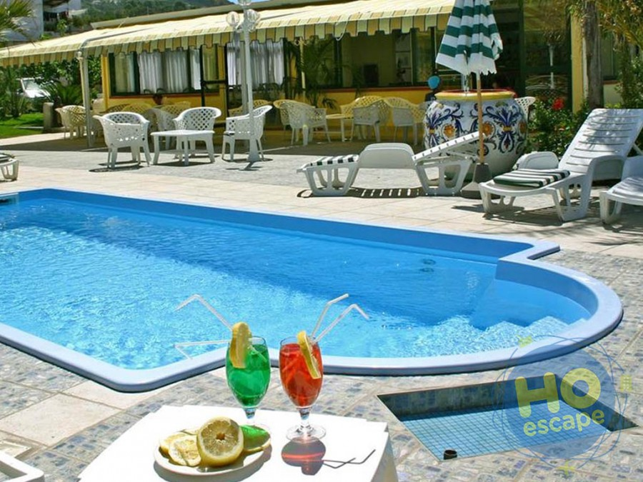 Park Hotel La Villa Forio Ischia