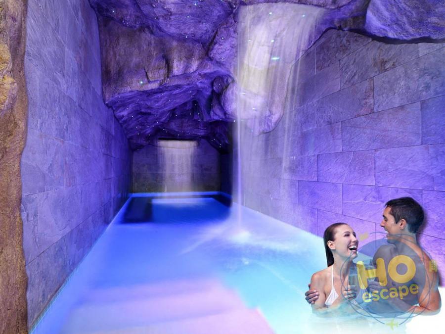 Club Hotel President grotta del Benessere