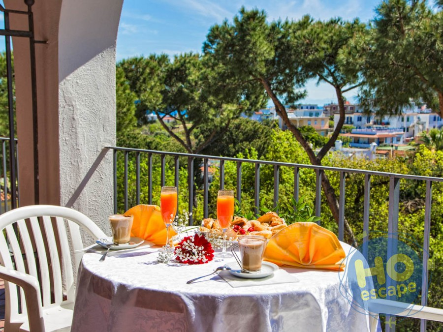 Hotel San Valentino Terme Balcone camere standard