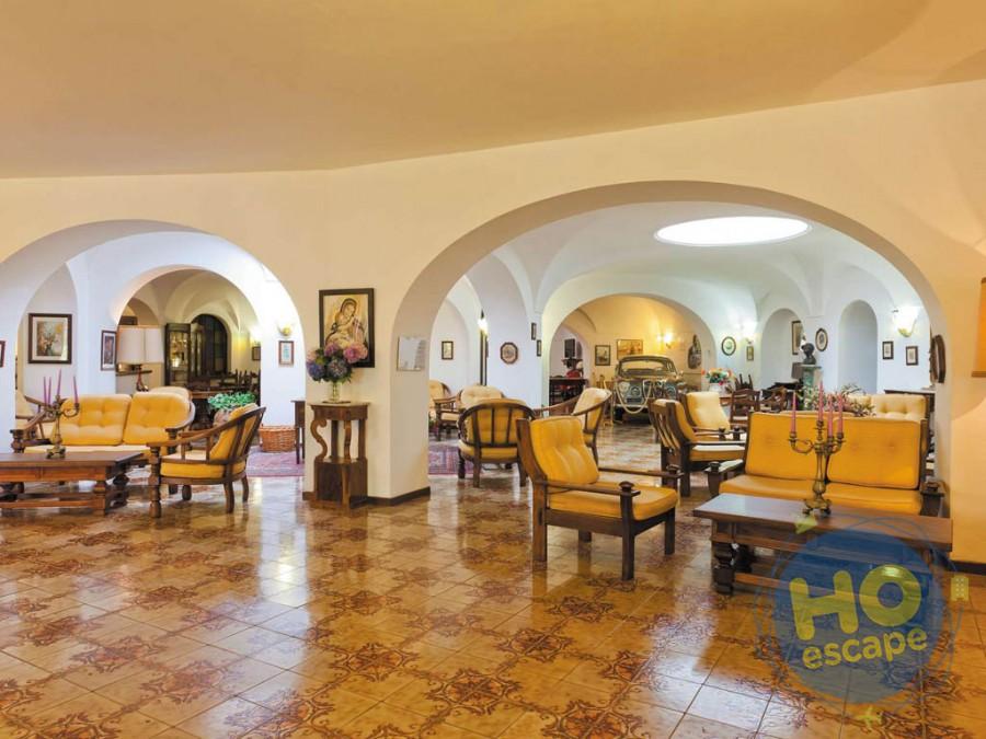 Hotel San Valentino Terme La Hall
