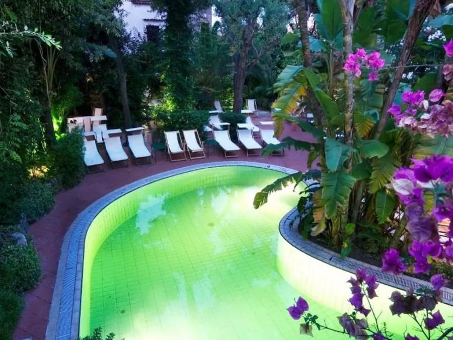 Hotel La Villa Rosa Terme