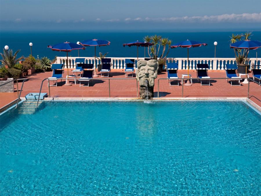 HOTEL GRAZIA ALLA SCANNELLA
