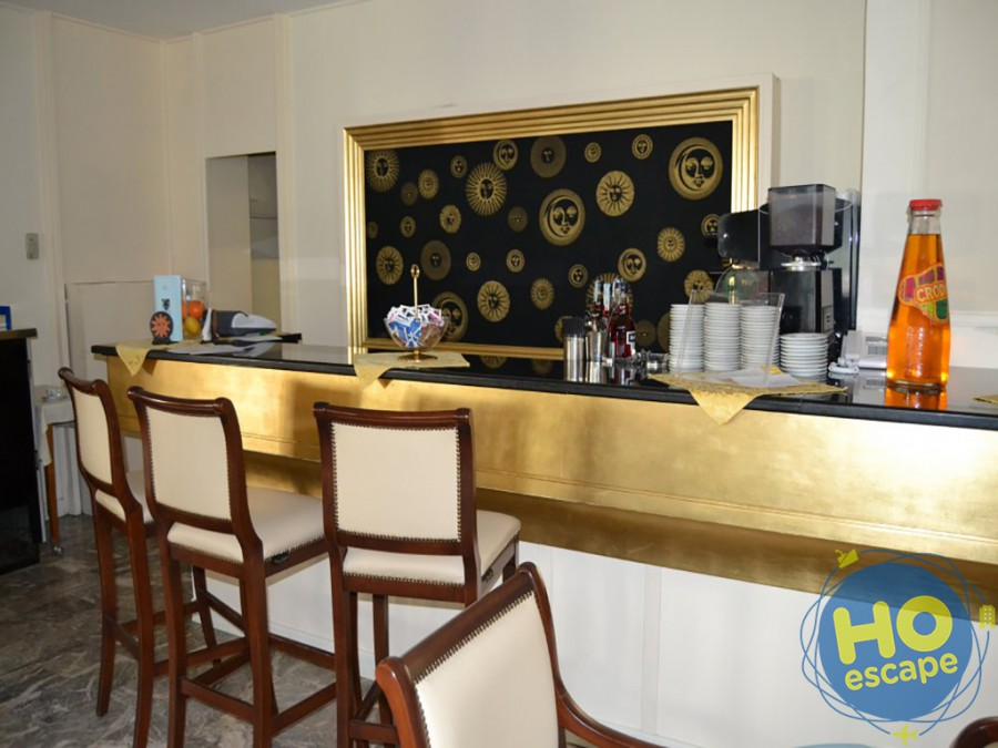Bar Hotel Terme Milano