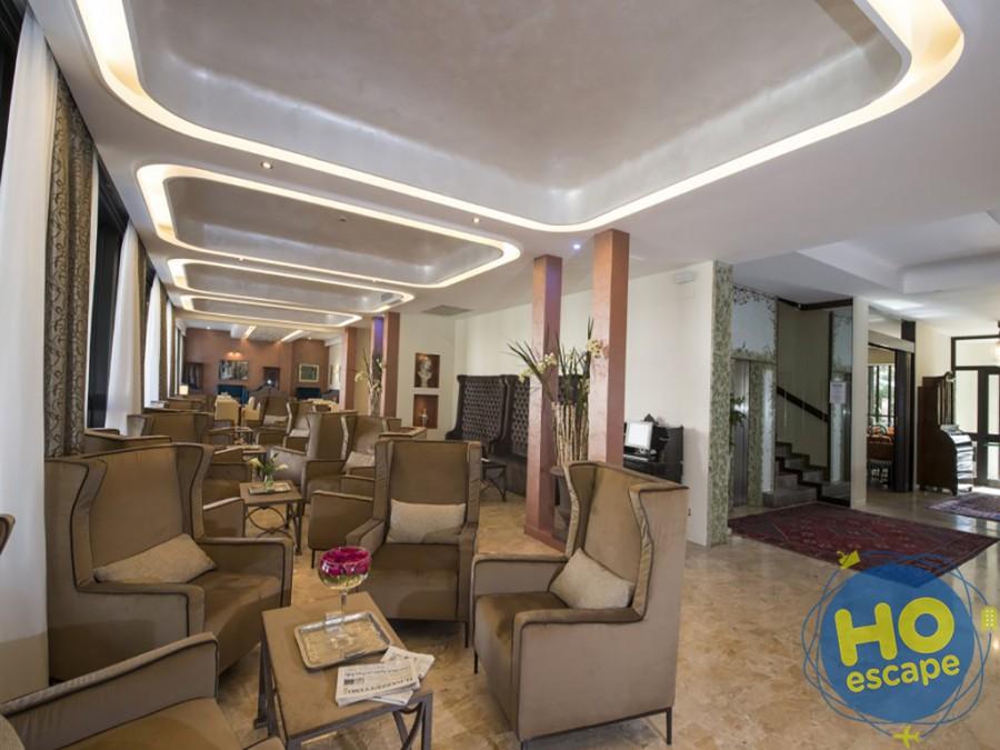 Hall Hotel Terme Milano