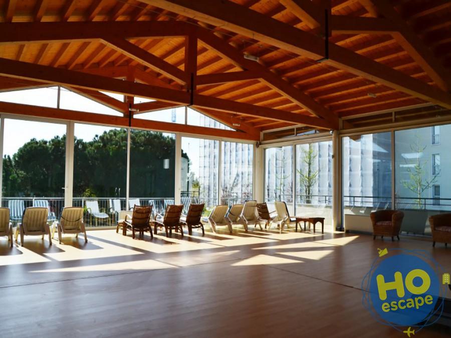 Palestra e Solarium Hotel Terme Milano