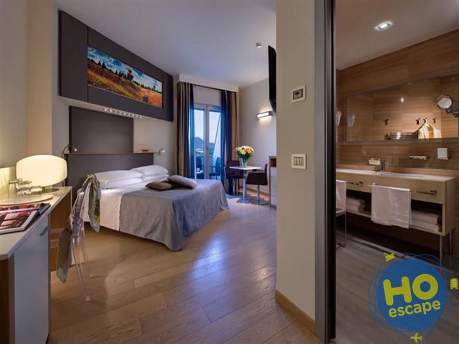 Camera doppia - Hotel Bristol Buja