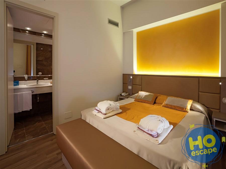 Camera doppia Junior - Hotel Bristol Buja