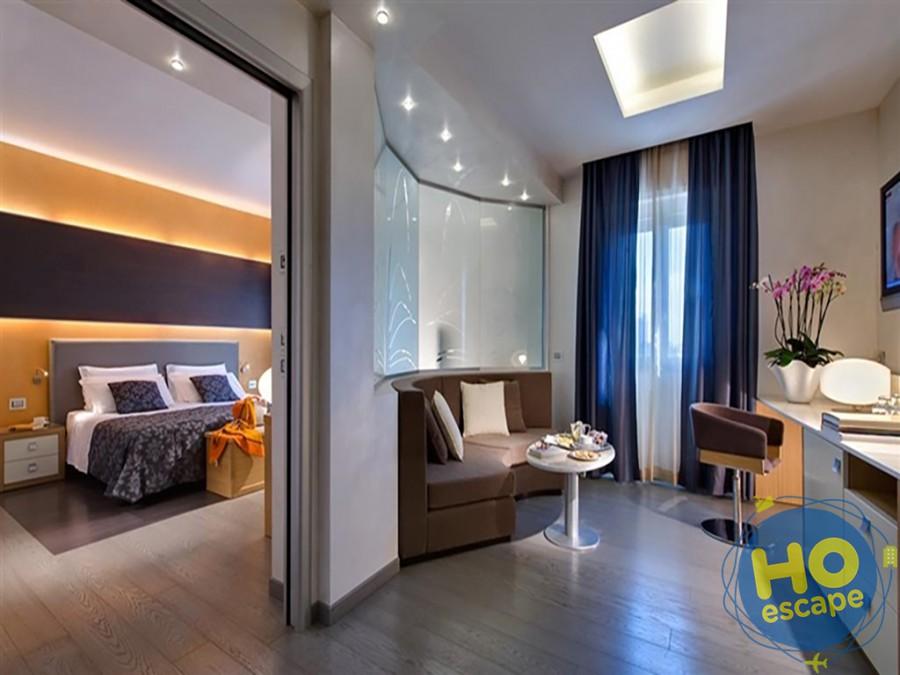 Suite Hotel Bristol Buja
