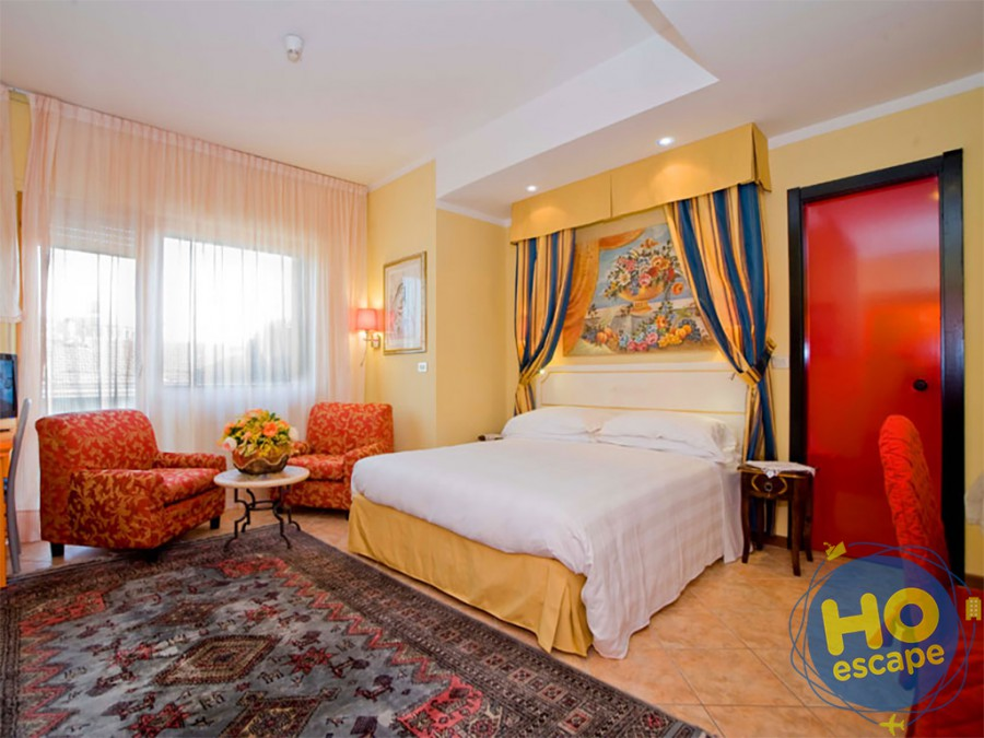 Camera doppia Hotel Ferrari