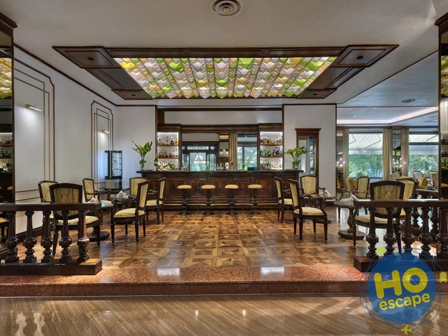 Bar Hotel President Terme Abano