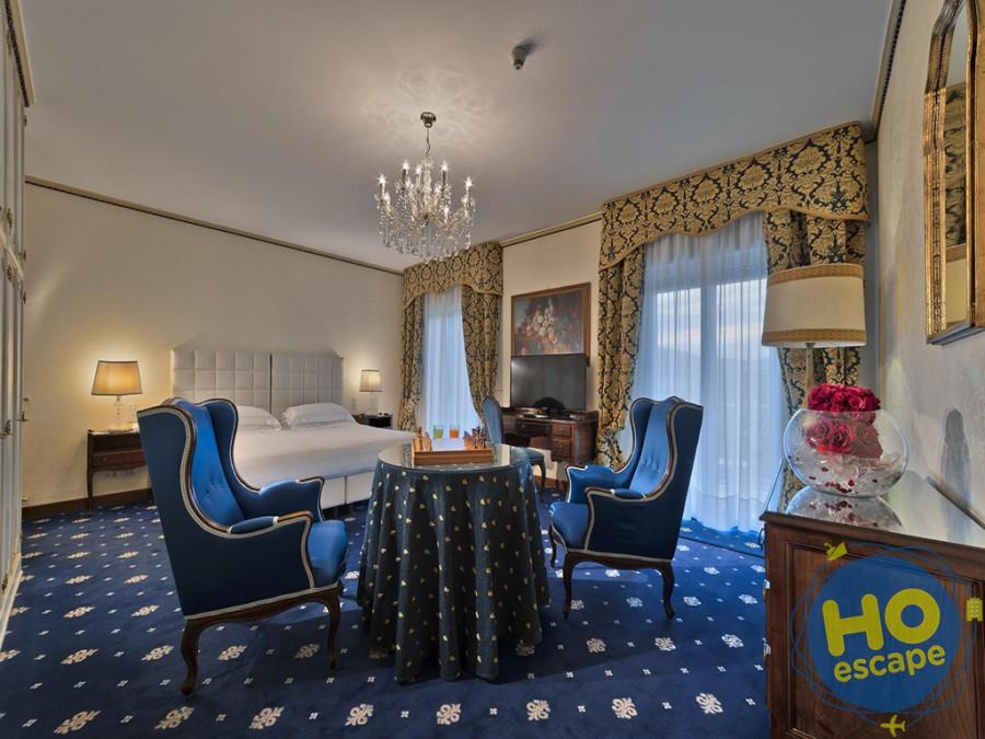 Junior Suite Hotel President Terme Abano