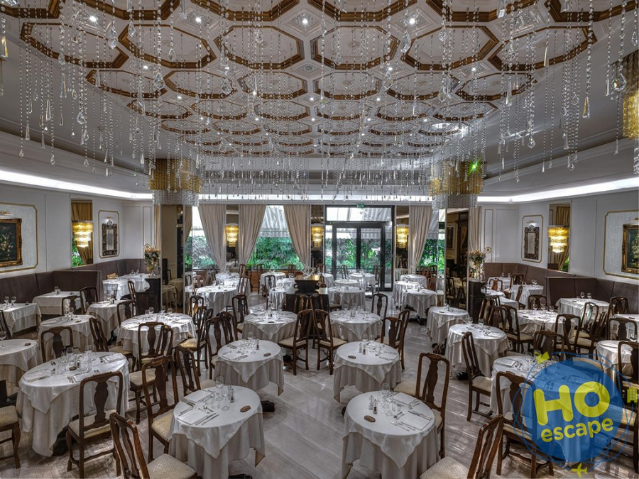 Ristorante Hotel President Terme Abano