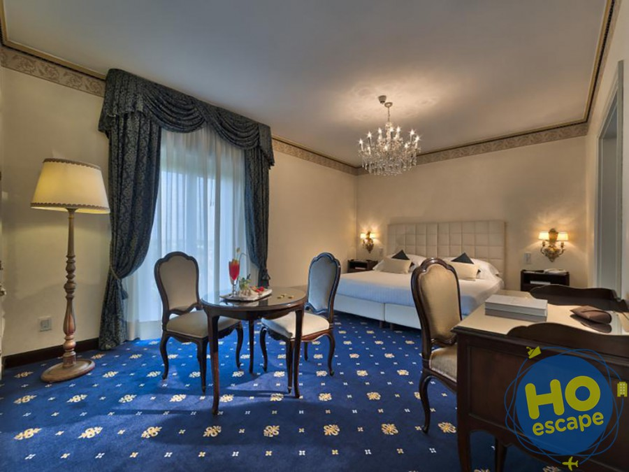 Suite Senior Hotel President Terme Abano