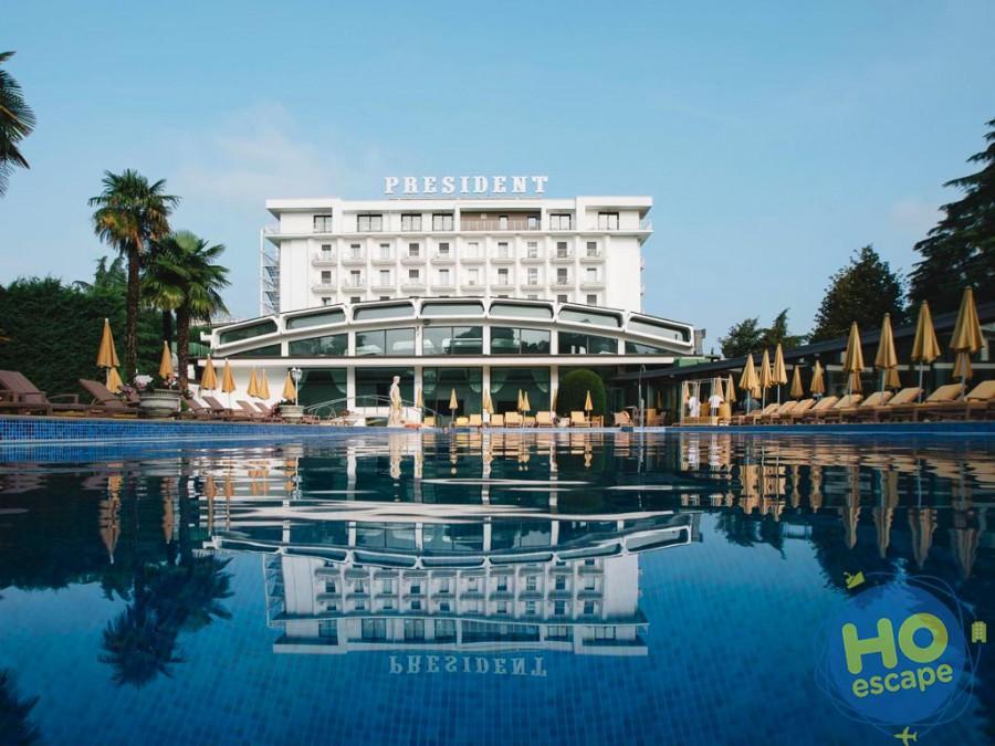 Hotel President Terme Abano