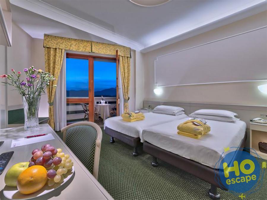 Camera doppia Comfort Hotel Terme Antoniano