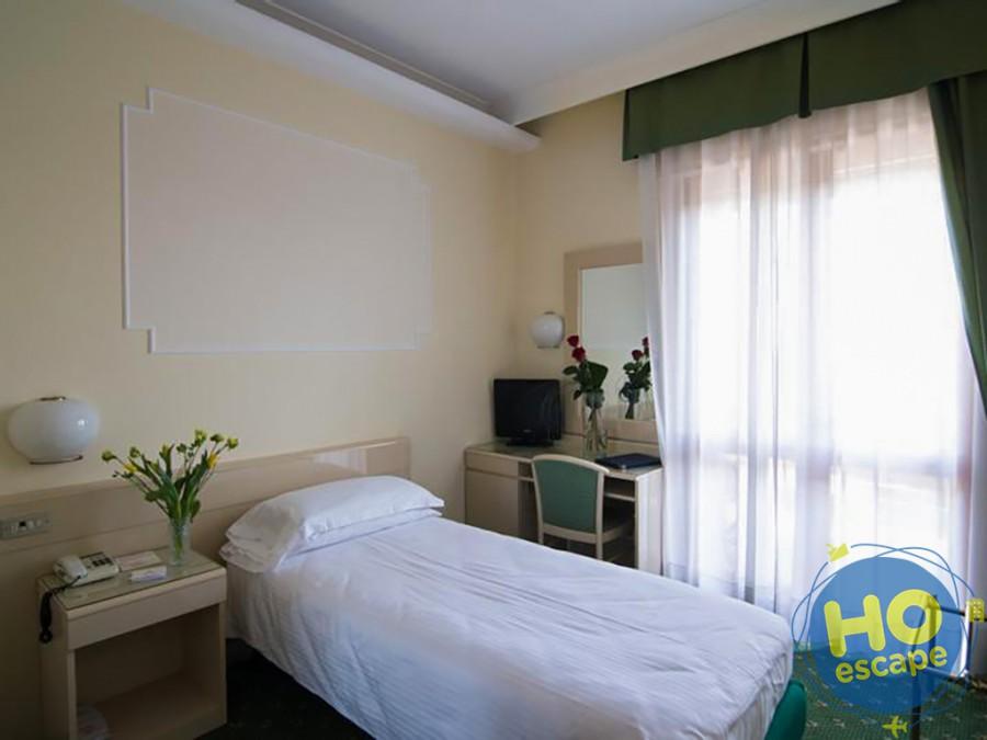 Camera singola Comfort Hotel Terme Antoniano