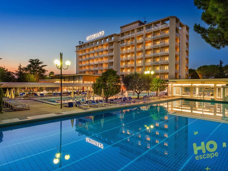 Hotel Terme Antoniano - Esterno Hotel