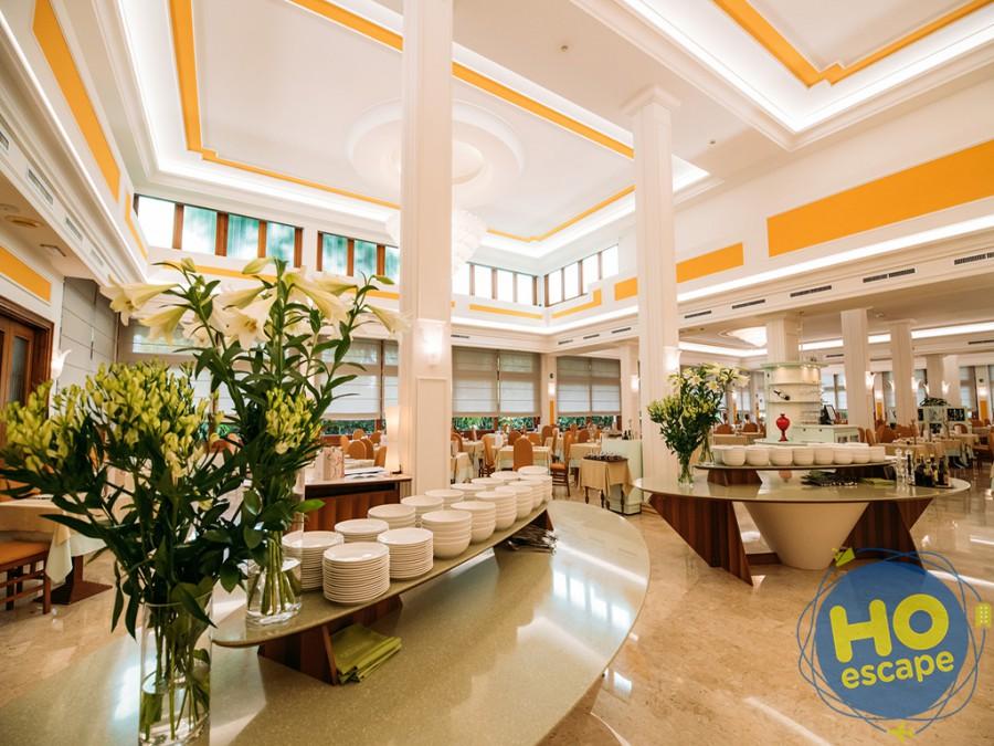 Ristorante Hotel Terme Antoniano