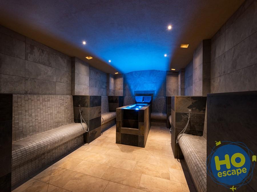Sauna grotta Hotel Terme Antoniano