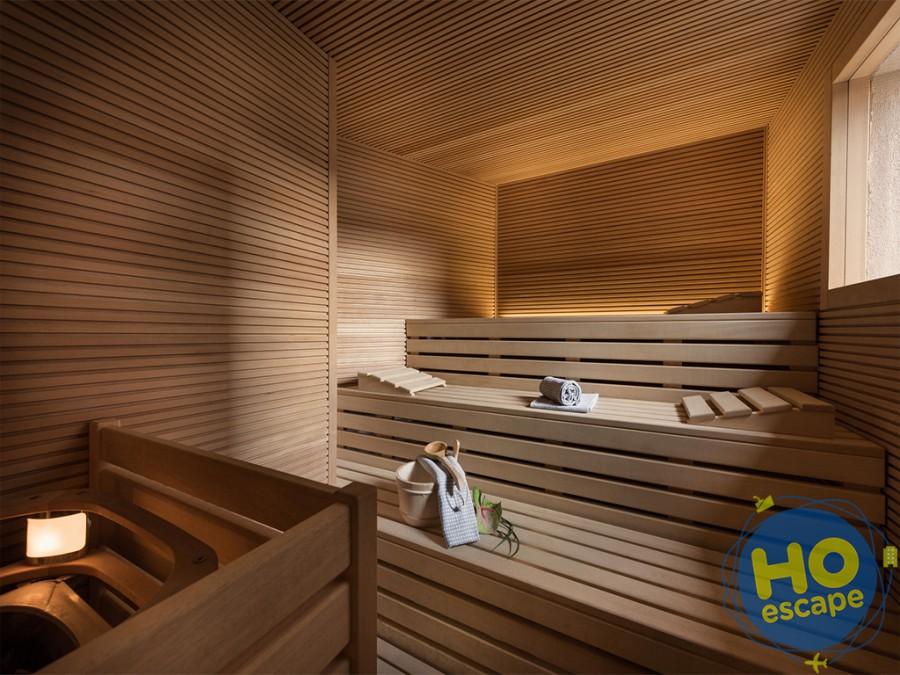 Sauna Hotel Terme Antoniano