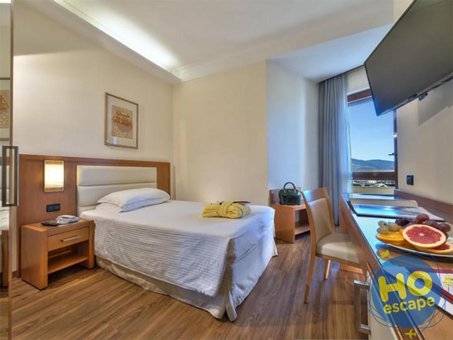 Camera singola Superior Hotel Terme Antoniano