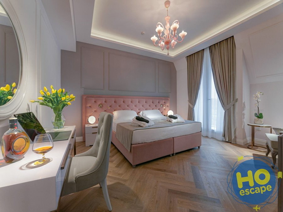Camera doppia Première Première Luxury Hotel Terme & SPA