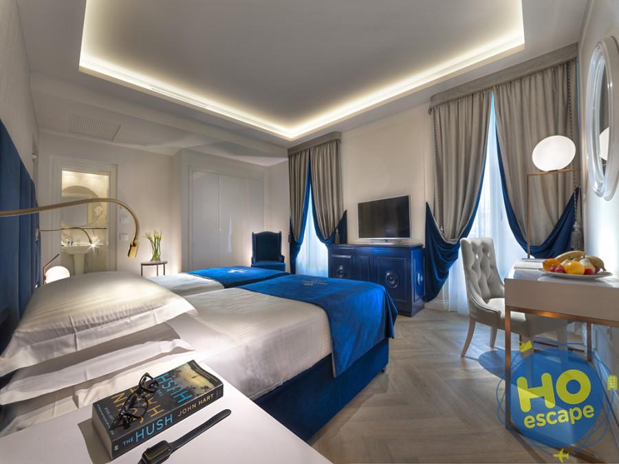 Camera doppia Deluxe Première Luxury Hotel Terme & SPA