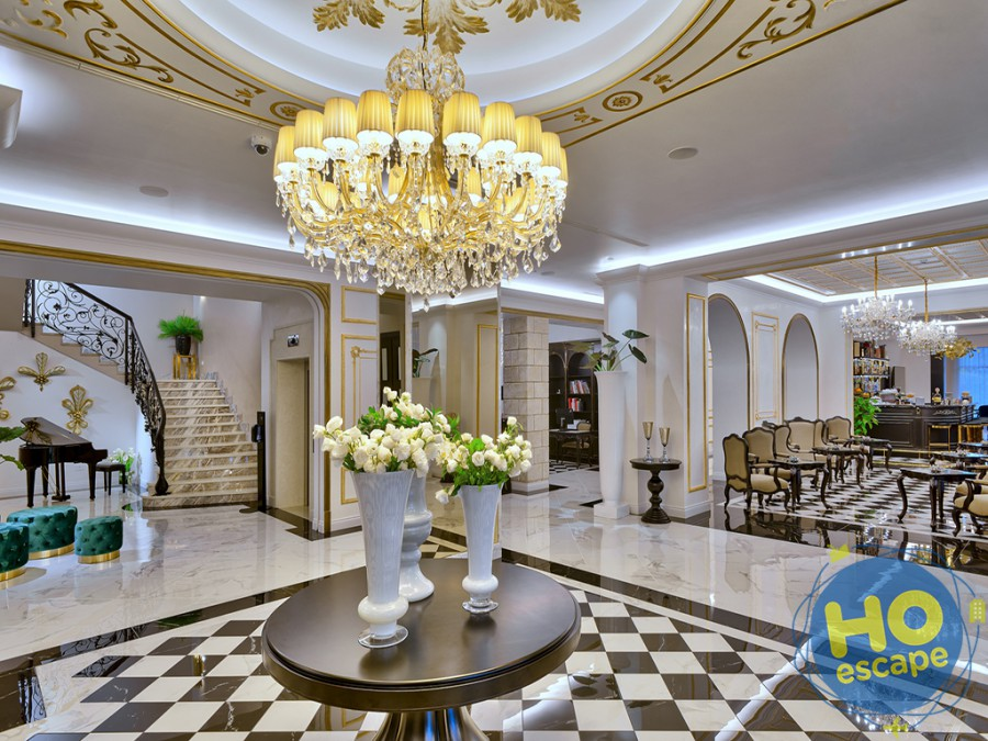 Hall Première Luxury Hotel Terme & SPA