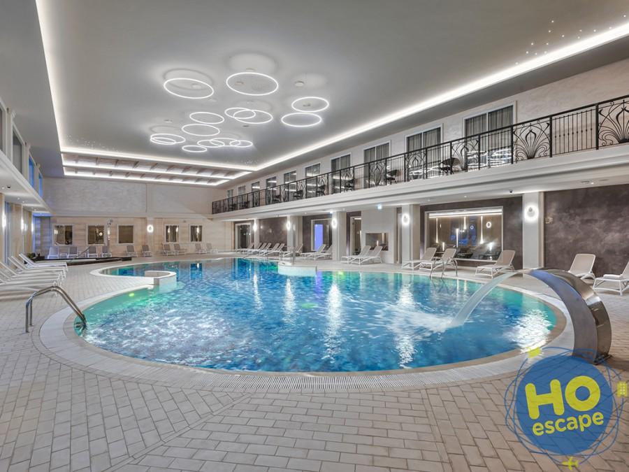 Piscina Interna Première Luxury Hotel Terme & SPA