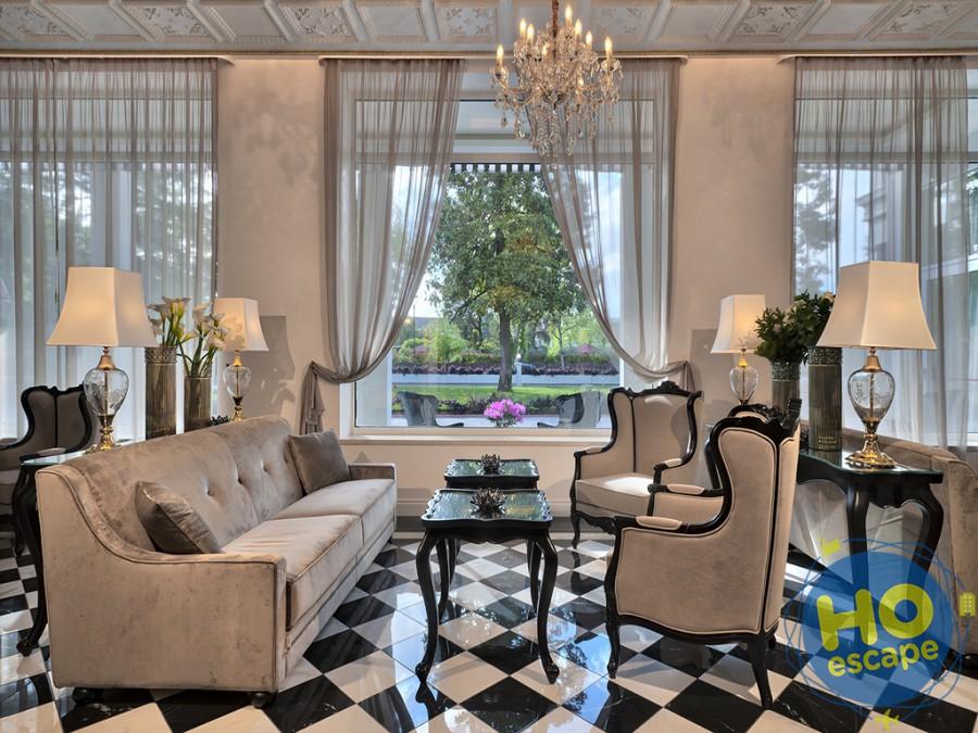 Salone Première Luxury Hotel Terme & SPA