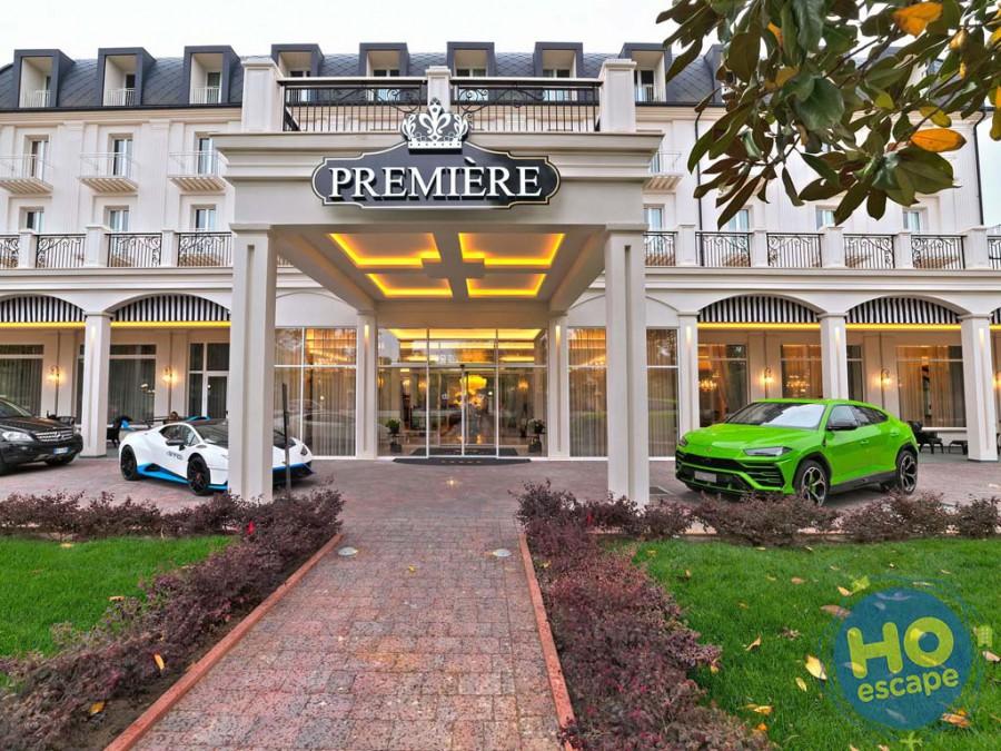 Premère Luxury Hotel Terme & SPA