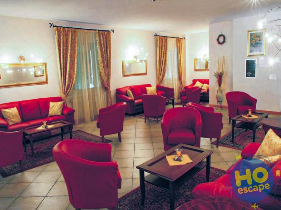Hall dell'Hotel Andalo