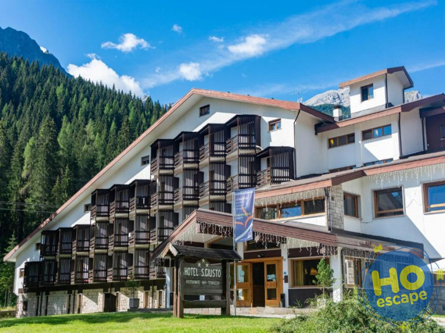 Hotel San Giusto - Falcade