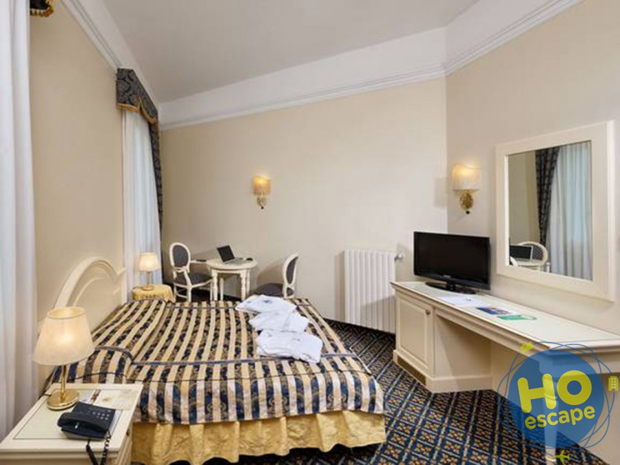 Hotel Terme Roma- Abano Terme
