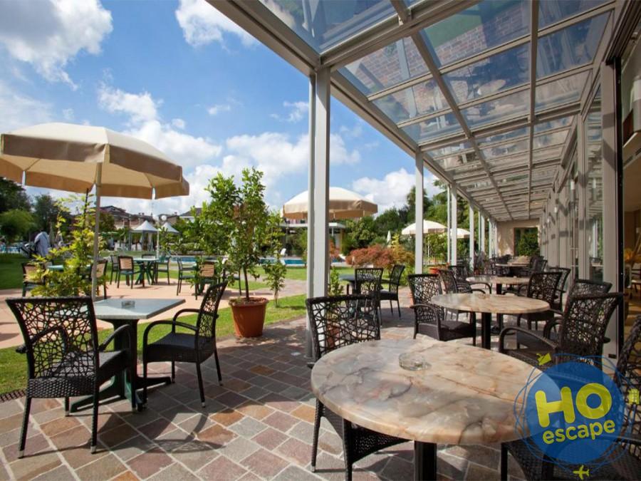 Hotel Harrys' Garden - Abano Terme